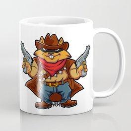 Squirrel Bandit Coffee Mug