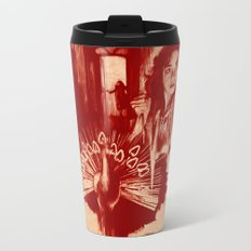 Homage to Suspiria Metal Travel Mug