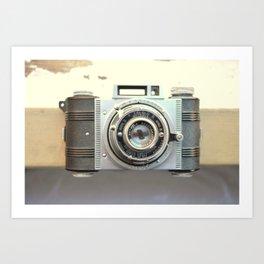 Detrola (Vintage Camera) Art Print