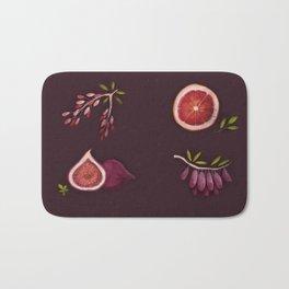 Fruits Bath Mat