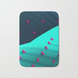 Grass of Pink Bath Mat