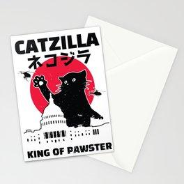Catzilla Stationery Cards