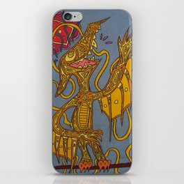 The Cosmic Joke iPhone Skin