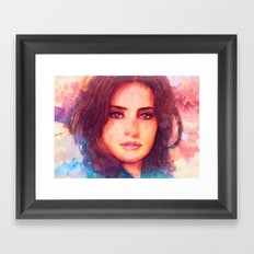 Change in me Framed Art Print