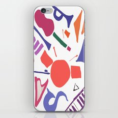 Instruments iPhone & iPod Skin
