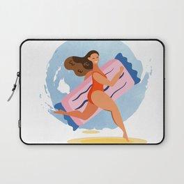 Summer Girls Clipart Set. No 1/4 Laptop Sleeve