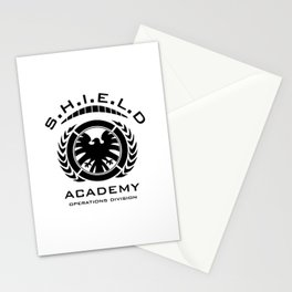 S.H.I.E.L.D Academy > Operations Division Stationery Cards