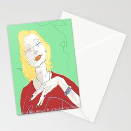 Clarice Lispector Stationery Cards