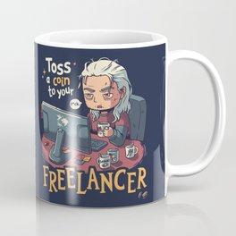 Freelancer of Blaviken Coffee Mug