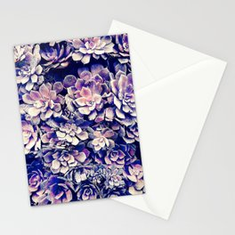 Garden Plants Stationery Cards