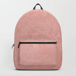 Abstract modern rose pink geometrical pattern Backpack
