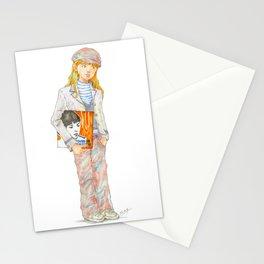 Indie Pop Girl vol.1 Stationery Cards