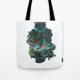 Abstract Fractals Number 35. Tote Bag