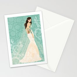 Tattoo Bride Stationery Cards