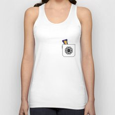 Pockets - Hurley - Unisex Tank Top