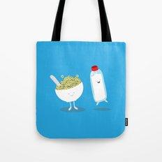Cereal & Milk  Tote Bag