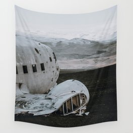 Shipwreck Wall Tapestry