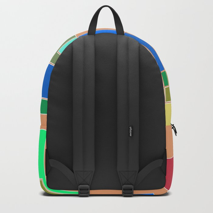 Abstract #927 Backpack