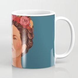 moi, Frida! Coffee Mug