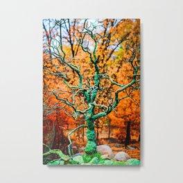 Tree Rebirth Metal Print