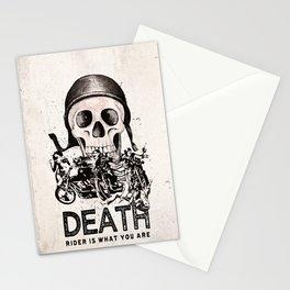 Death Rider III Stationery Cards