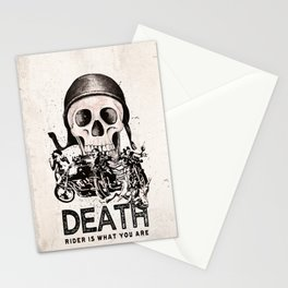 Death Rider III Stationery Cards