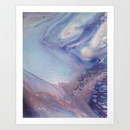 Fluid No. 27 Art Print