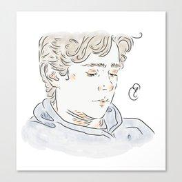 ISAK Canvas Print