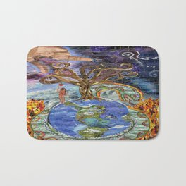 Eve-olution of Sin Bath Mat