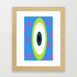 Monsters Inc. Framed Art Print