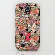 Because Sloths Slim Case Galaxy S4