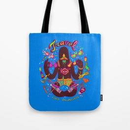 Go Places Tote Bag