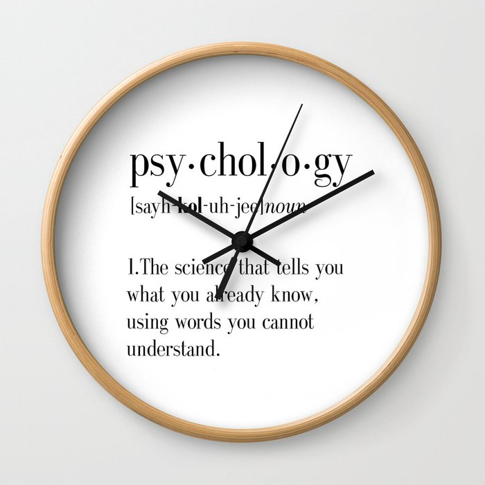 Psychology, Psychology gifts, Psychology definition, funny ...