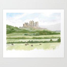 Cashel Art Print