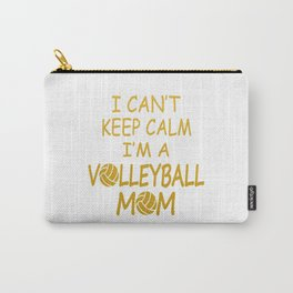 I'M A VOLLEYBALL MOM Carry-All Pouch