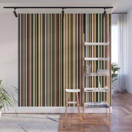 Old Skool Stripes - The Dark Side Wall Mural