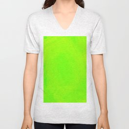 Re-Created Twisted SQ XLIII by Robert S. Lee Unisex V-Neck