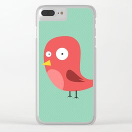 birds 1.0 Clear iPhone Case