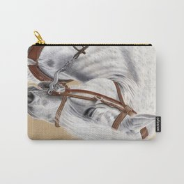 Horse Portrait 01 Carry-All Pouch