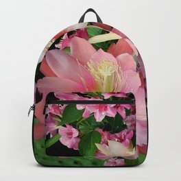 Cacti, Pink And Paler Backpack