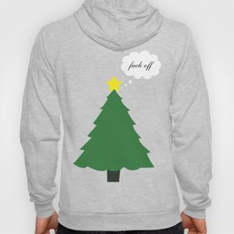 Fuck Off Christmas (Less Festive) Hoody