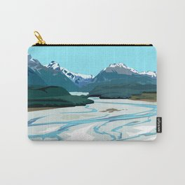 Dart River Valley, Glenorchy Carry-All Pouch