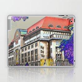 Shopping in Berlin Laptop & iPad Skin