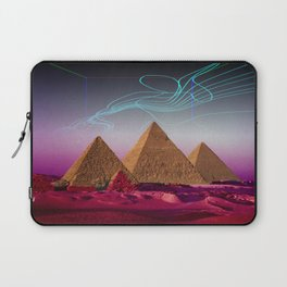 There's something out there Laptop Sleeve
