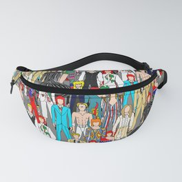 Bowie-A-Thon Fanny Pack