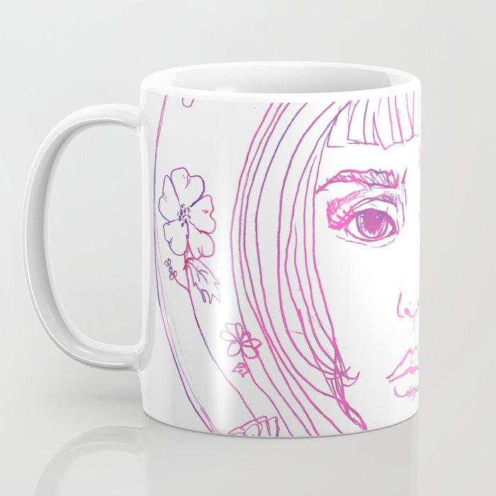 Barbarella Space Princess Coffee Mug