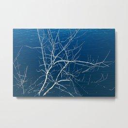 River Branch Metal Print