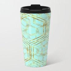 Hexagold Metal Travel Mug