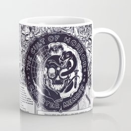 Cult of Horror Coffee Mug
