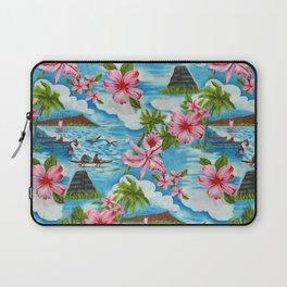 Hawaiian Scenes Laptop Sleeve